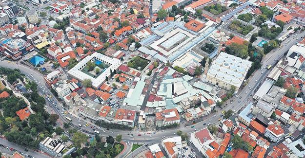 Bursa'nın gelecek 100 yılına damga vuracak dönüşüm projesi başlıyor!