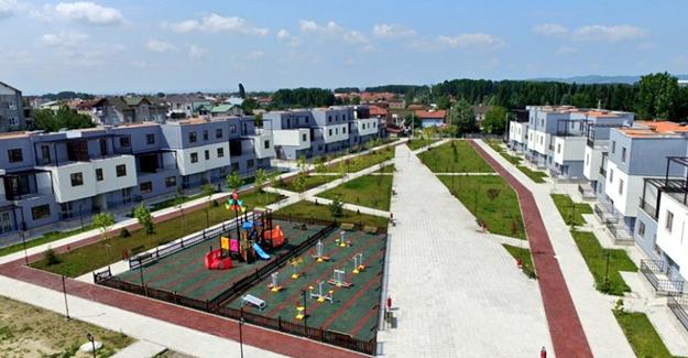 Erenler kentsel dönüşüm projesi 2. etap 1. kısımda konutların 62 adeti satıldı!