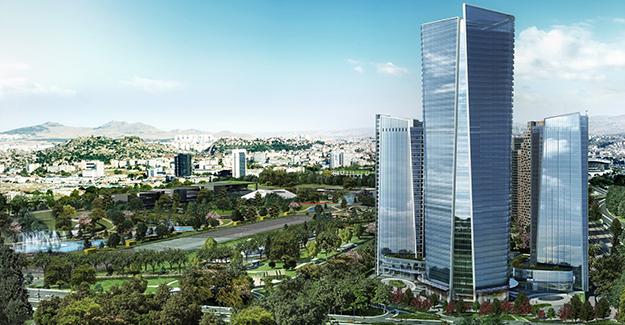 Merkez Ankara'nın ticari ofis blokları satışa çıkıyor!