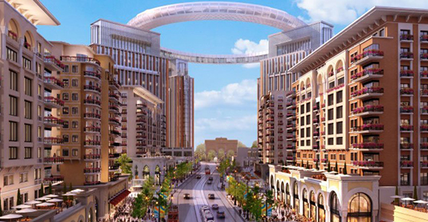 Okmeydanı kentsel dönüşüm projesinin 1. etabı tamamlandı!