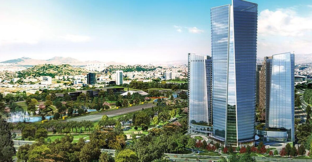 Pasifik İnşaat Ankara'ya 3 yeni iş kulesi kazandıracak!
