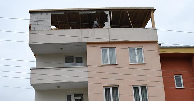 İnegöl'de kaçak yapı yıkımları devam ediyor!