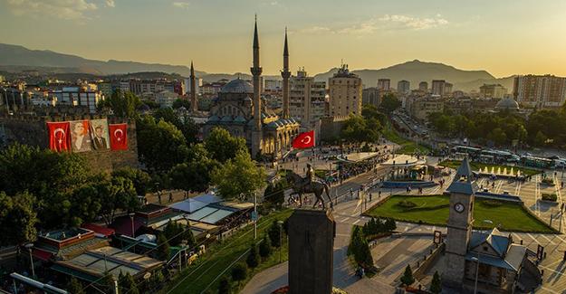 Kayseri'de konut piyasası gelişimleri sürüyor!
