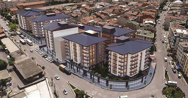 Zeytinburnu Telsiz kentsel dönüşüm projesi 3 Mart 2021'de ihaleye çıkıyor!