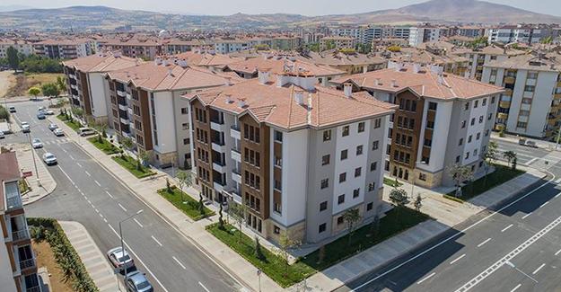 Elazığ'da 5 bin 500 deprem konutu bugün teslim edilecek!