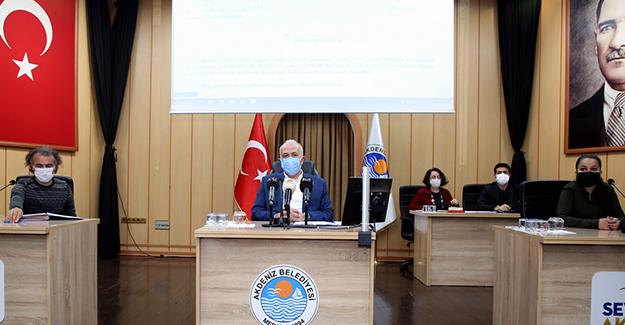 'Kentsel dönüşüm projeleri, Mersin için kaçınılmazdır'!