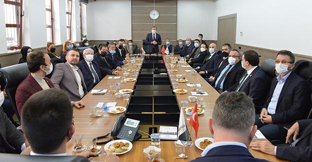 Süleymanpaşa kentsel dönüşüm projesinin bilgilendirme toplantısı yapıldı!