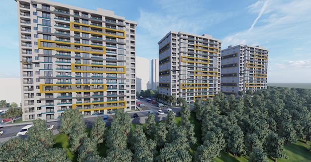 Ankara'da kentsel dönüşüm ile 4 bin 477 konut inşa edilecek!