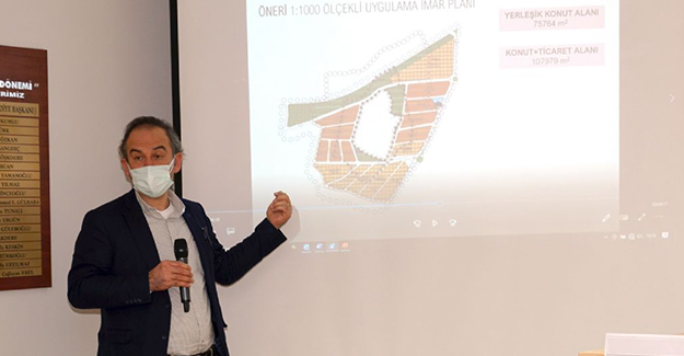 Çorlu'da kentsel dönüşüme yönelik çalışmalar devam ediyor!
