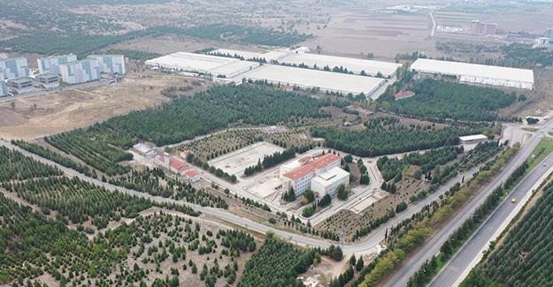 Isparta'da 1500 TOKİ konutunun proje çalışmaları tamamlanmak üzere!