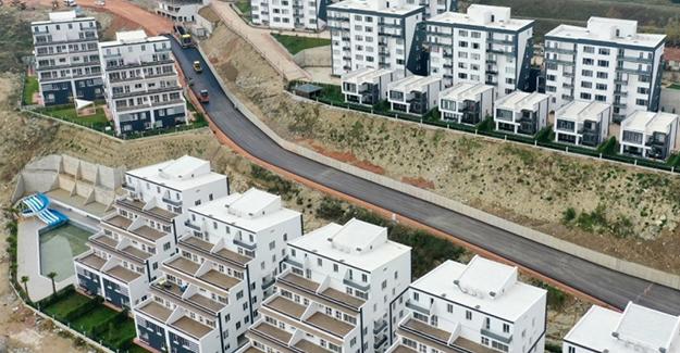 Vadi İzmit evlerinde 115 adet daire ihale ile satışa çıkarılacak!