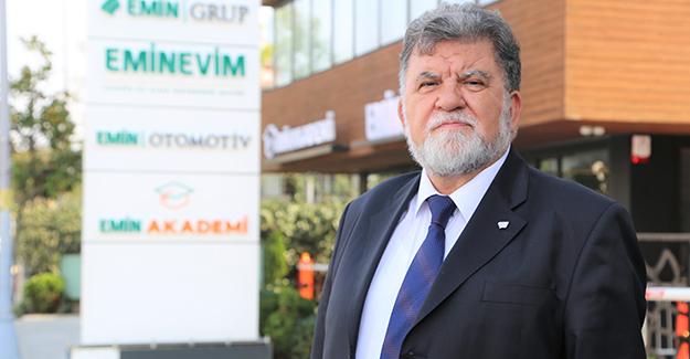 A. Emin Üstün'ün en büyük hayali tasarruf finansman yasası gerçek oldu!
