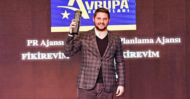 Avrupa Konutları markası '2020'nin En İtibarlı Markası' ödülüne layık görüldü!