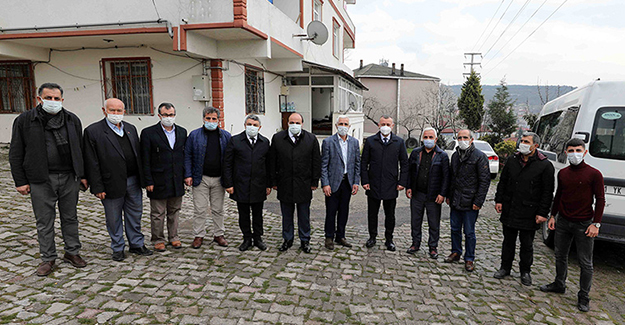 Dilovası'nda 1500 konut için kamulaştırma çalışmaları başladı!