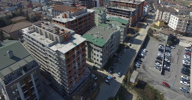 Emek Mahallesi 256 Evler kentsel dönüşüm projesinde bloklar hızla yükseliyor!