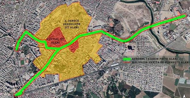 Mersin'in ruhuna ve tarihine uygun yenileme projeleri hazırlanıyor!