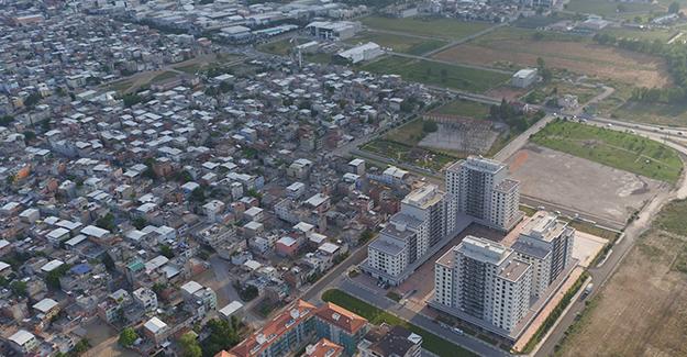 Mevlana Mahallesi 7. etap kentsel dönüşüm projesinde yıkımlar başlıyor!