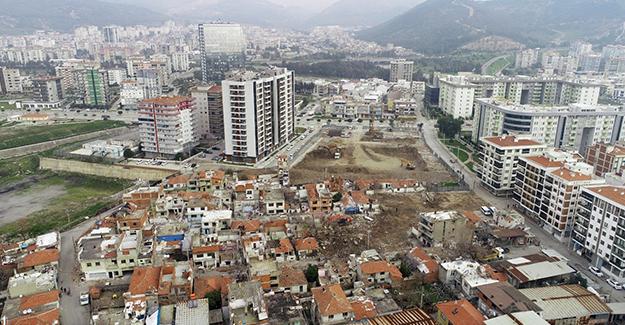 Örnekköy kentsel dönüşüm projesinde 2. etabın temeli 13 Mart'ta atılacak!