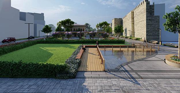 Sinop Kent Meydanı Millet Bahçesi'nin ihalesi yapıldı!
