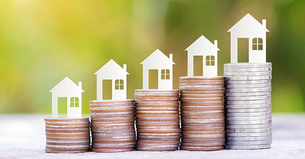 Şubat 2021'de konut fiyatları en çok Denizli'de arttı!