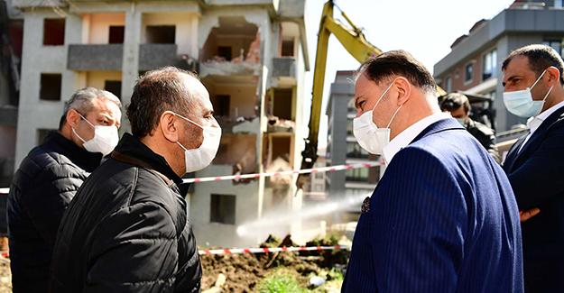 Beylikdüzü'nde kentsel dönüşüm çalışmaları hızla devam ediyor!