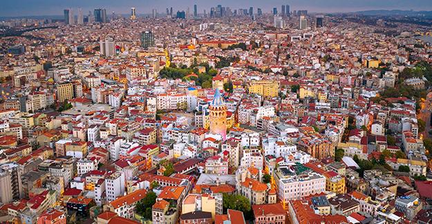 İstanbul'da konut kiraları son bir yılda yüzde 10,81 arttı!