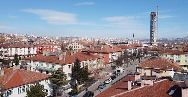 Keçiören'in 25 mahallesinde kentsel dönüşüm çalışmaları hız kazandı!