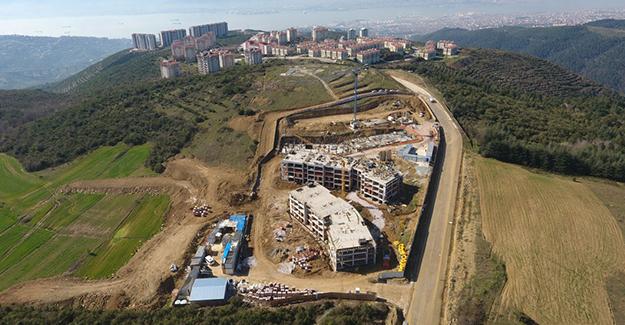 Kiptaş İzmit Çınar Evler projesi hızla yükseliyor!