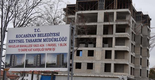 Kocasinan Yavuzlar Mahallesi'nde dönüşüm çalışmaları hızla devam ediyor!