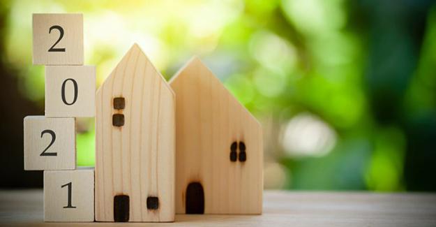 Nisan 2021'de konut fiyatları en çok Bilecik'te arttı!