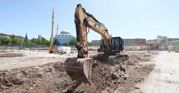 Altındağ Türk-İş Blokları bölgesinde kentsel dönüşüm başladı!