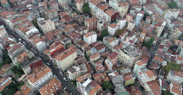 Beyoğlu'nda riskli yapıların dönüştürülmesi için önemli karar!