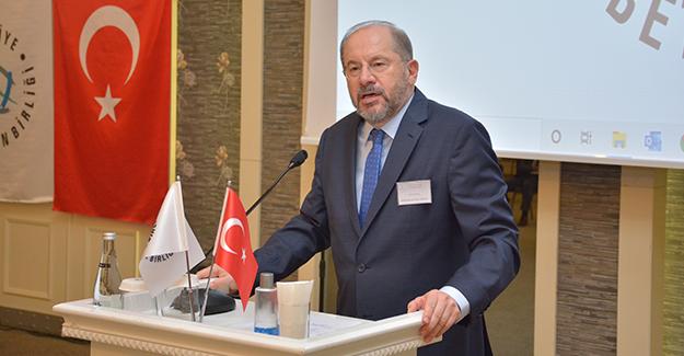 Türkiye Hazır Beton Birliği Yönetim Kurulu Başkanı yeniden Yavuz Işık oldu!