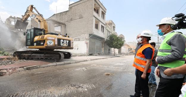 Yüreğir Sinanpaşa Mahallesi kentsel yenileme sürecine girdi!