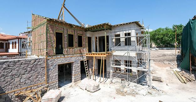 Altındağ Hacettepe Mahallesi tarihi dönüşüm çalışmaları ile yeniden ayağa kalkıyor!