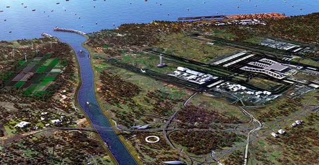 Kanal İstanbul kentsel dönüşüm sürecine katkı sağlayacak!