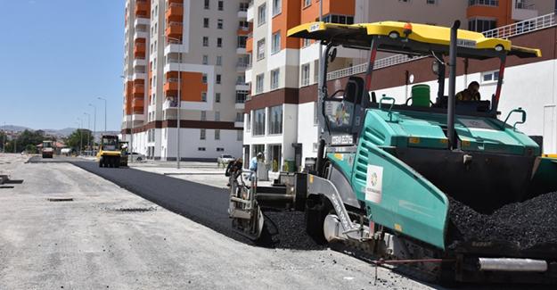 Kocasinan Yunusemre kentsel dönüşüm projesinin çehresi güzelleşiyor!