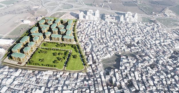 Mevlana Mahallesi 7. etap kentsel dönüşüm projesi ihale süreci tamamlandı!