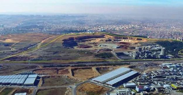 Gaziantep eski çimento fabrikasına 25 bin kişilik yeni şehir!