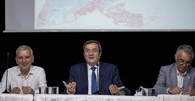 İzmir Konak'ta kentsel dönüşüm için çalışmalar devam ediyor!