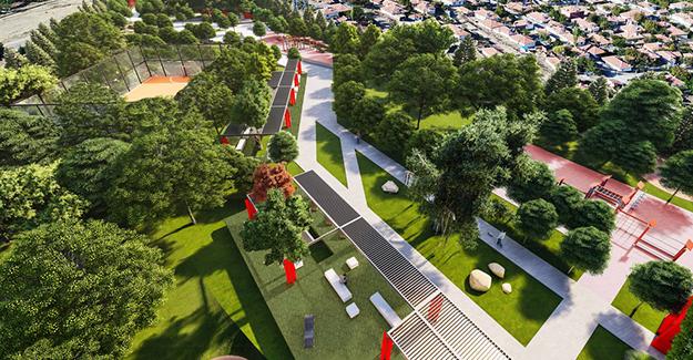 Kırıkkale Keskin millet bahçesinin ihalesi yapıldı!
