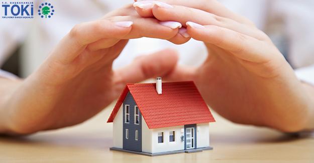 Amasya Kirazlıdere yeni TOKİ evleri 2021!