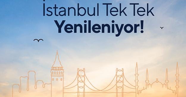 'İstanbul Yenileniyor' platformunun kapsamı genişliyor!