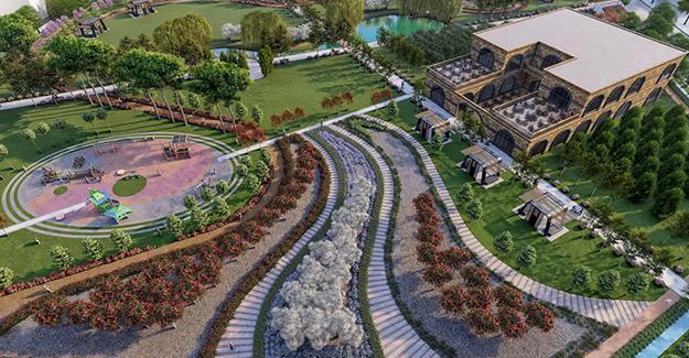 Mardin Midyat Cumhuriyet Millet Bahçesi ihalesi yapıldı!