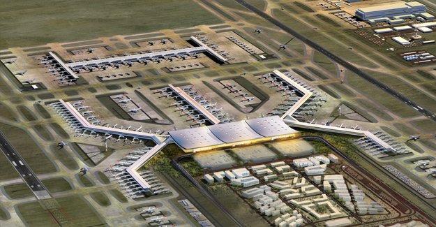 3. Havalimanı'nın arka bahçesi: 'Airport City'