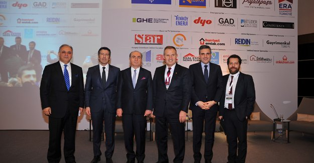 Piyalepaşa İstanbul 3. Her Yönüyle Kentsel Dönüşüm Kongresi'ne katıldı!