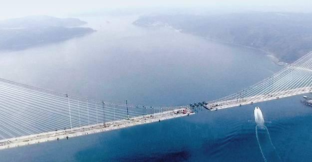 3. köprüde iki yaka pazar günü birleşecek!