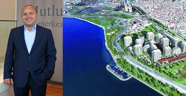Marmaray ve tünele komşu Büyükyalı Projesi!