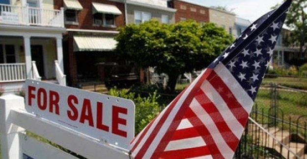ABD'de konut satışları düştü!