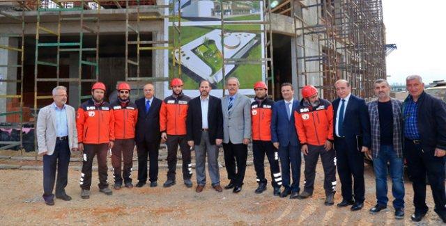 Marmara'nın en büyük Afet Koordinasyon Merkezi!